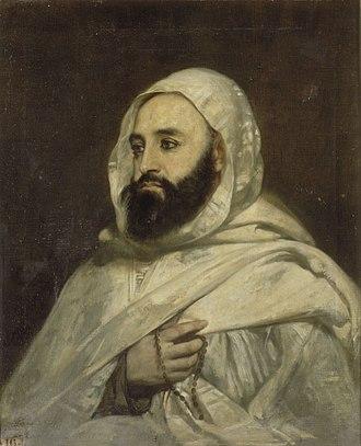 Mascara, Algeria - Emir Abd al-Qadir.