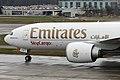 Emirates SkyCargo Boeing 777-F1H A6-EFE (23263871331).jpg