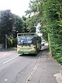 Emsworth bound 27 bus in Southleigh Road - geograph.org.uk - 1428682.jpg