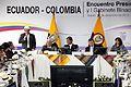 Encuentro Presidencial y I Reunión del Gabinete Binacional Ecuador-Colombia. (8264123321).jpg