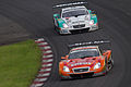 Eneos Sustina SC430 and TOM'S SC430 2012 Super GT Sugo.jpg