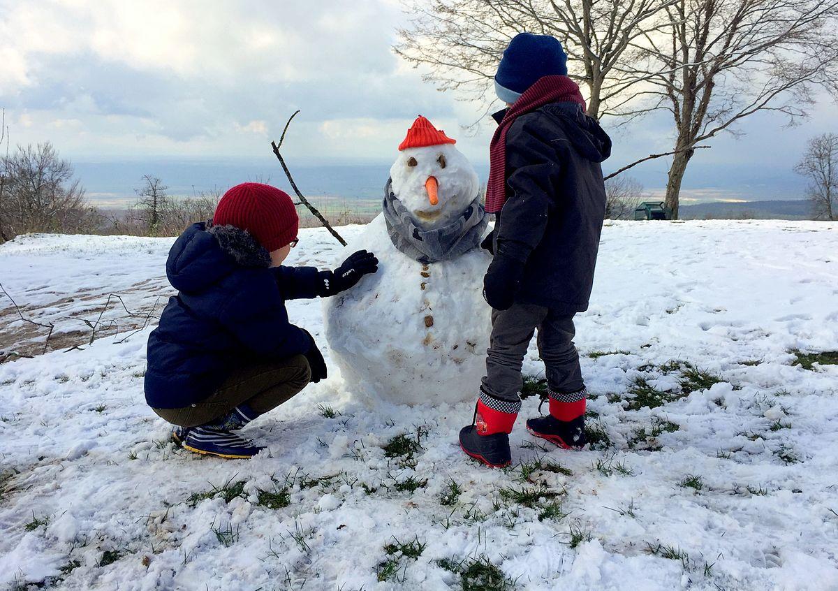 Lepienie wikis ownik wolny s ownik wieloj zyczny - Bonhomme de neige en laine ...