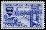 Engineering Centennial 3c 1952 issue U.S. stamp.jpg