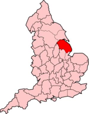 Lindsey, Lincolnshire - Image: England Lindsey