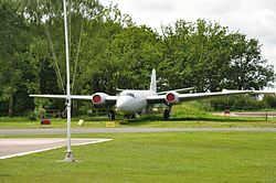 English Electric Canberra at Yorkshire Air Museum (8204).jpg