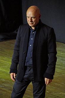 Brian Eno nel 2011