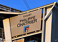 Enseigne du court Philippe Chatrier (RG 2012).jpg