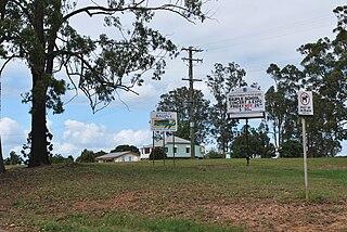 Bauple, Queensland Town in Queensland, Australia