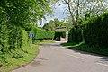 Entering Chilcomb from Kings Lane - geograph.org.uk - 436352.jpg