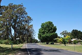 Tylden, Victoria Town in Victoria, Australia