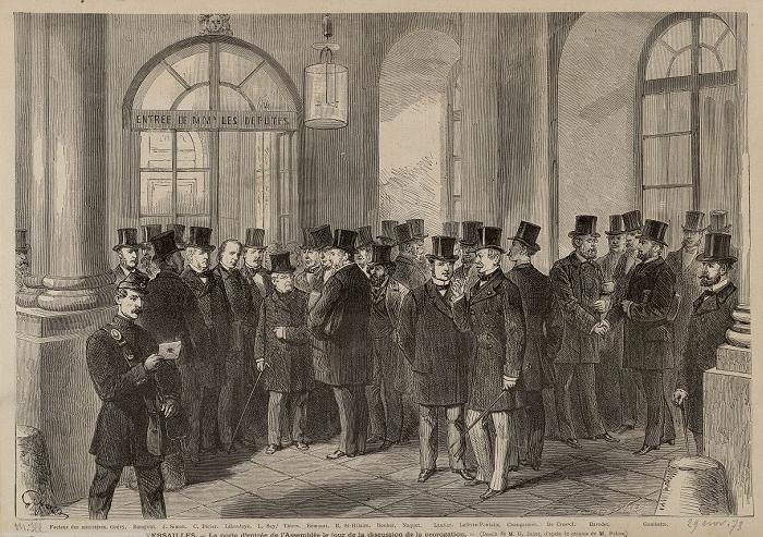 File:Entrée de l'Assemblée à Versailles (1873).tiff
