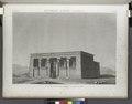 Environs d'Esné (Isnâ) (Latopolis). Vue perspective du temple au nord d'Esné (NYPL b14212718-1267919).tiff