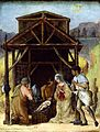 Ercole de' Roberti - The Adoration of the Shepherds (National Gallery, London).jpg