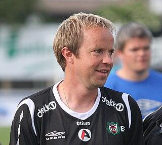Erik Fuglestad Norwegian footballer