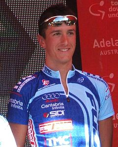 Ermanno Capelli bei der Tour Down Under 2009