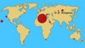 Espécies exóticas de poliquetas ao redor do mundo.png
