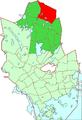 Espoo districts Lahnus.png
