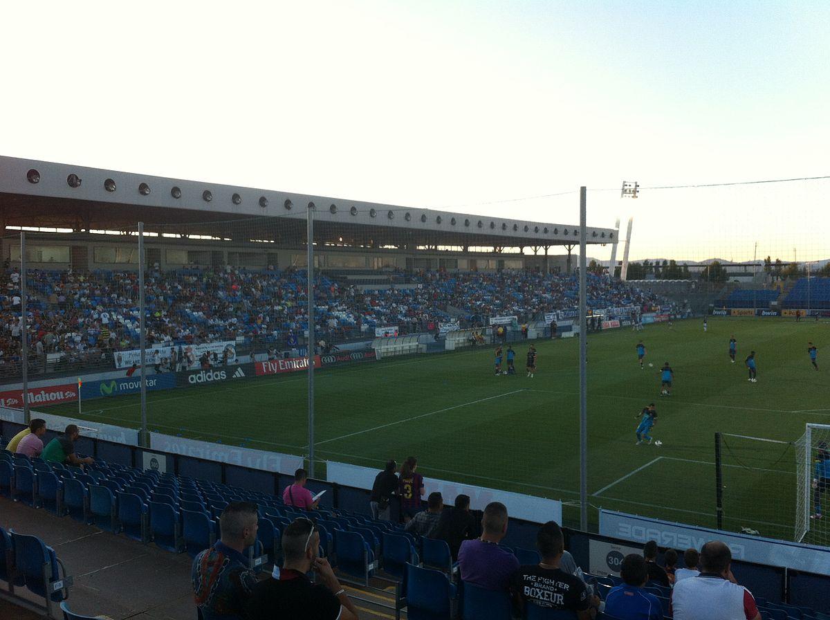 Alfredo di Stéfano Stadium
