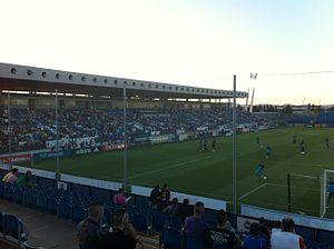 Real Madrid Castilla - Alfredo Di Stéfano Stadium