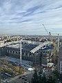 Estadio Santiago Bernabéu en obras.jpg