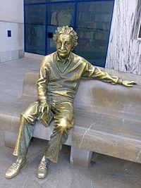 Albert Einstein Parque de las Ciencias de Granada
