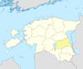 Estonia Tartu location map.png