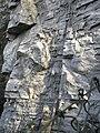 Ex cava Spinazzola, formazione rocciosa (Rovolon) 03.jpg