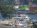 Excursion vessels moored in the Keating Channel, 2015 08 19 (3).JPG - panoramio.jpg