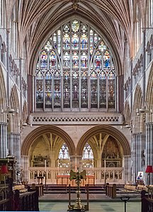 Exeter Cathedral Wikipedia