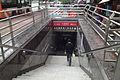 Exit B2, Jiangtai Lu Station, Guangzhou Metro.JPG