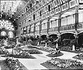 Exposição de floricultura no antigo palácio de Cristal em 1908 (APR) (9289618531).jpg