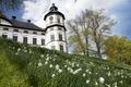 Exteriörbilder. Vår - Skoklosters slott - 86509.tif