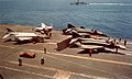 F-4 Phantoms on USS Kitty Hawk (CVA-63) in 1966.jpg