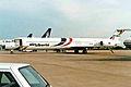 F-GFZB MD-83 Air Liberte MAN JUN89 (6902965621).jpg