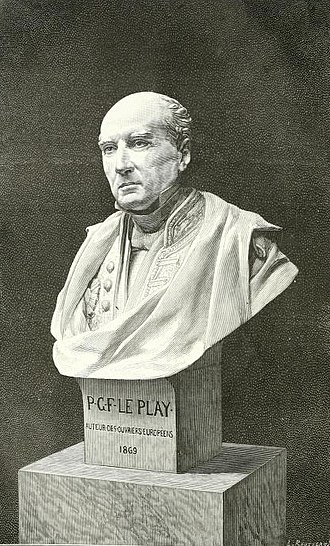 Pierre Guillaume Frédéric le Play - Image: F. Le Play