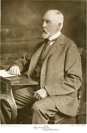 Frederick DuCane Godman - Image: FD Godman Ibis 1919