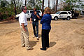 FEMA - 44241 - FEMA Officials with Wife of Governor Barbour in Mississippi.jpg