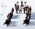 FIL 2012 - Arrivée de la grande parade des nations celtes - Kelc'h Keltieg Gwened.jpg