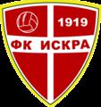 FK Iskra Danilovgrad logo.png