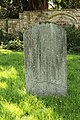 FOWLER MONUMENT IN THE CHURCHYARD ABOUT 23 METRES SOUTH WEST OF TOWER OF CHURCH OF ST ANDREW, Chew Manga GII LB 1135977 02.jpg