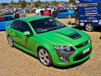 Ford Falcon (FG) - FPV FG GT Boss 315