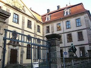 Adolphus von Dalberg - University Fulda (Today: von-Dalberg-Schule)