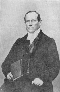 Fredrik Gabriel Hedberg Finnish writer and priest