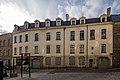 Façade sud de l'hôtel de Cicé, Rennes, France.jpg