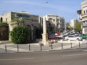 Faisal - Square in Haifa.jpg