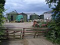 Farm Yard at Dane Croft, Alconbury Weston - geograph.org.uk - 445051.jpg