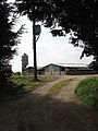 Farm sheds and silo - geograph.org.uk - 786513.jpg