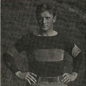 1914 College Football All-Southern Team - Farmer Kelly of Tennessee.