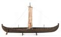 Fartygsmodell-Gokstadsskeppet - Sjöhistoriska museet - S 0968.tif