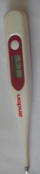 høj feber
